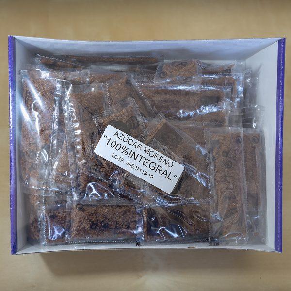 Azúcar Moreno 100 sobres/caja