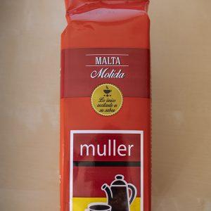Malta molida Muller.
