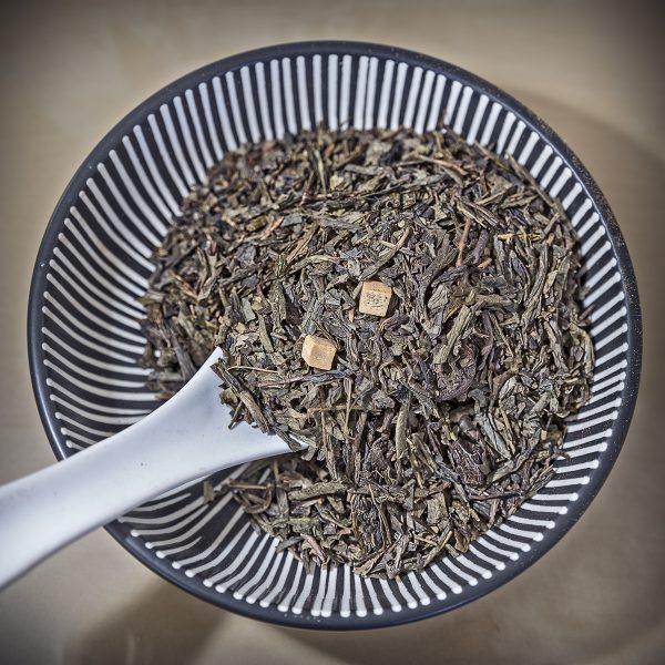 Té Caramelo y Pasas